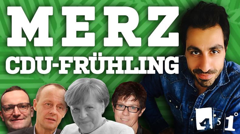 Merz stürzt Merkel! | Ende der Altparteien und  der Desinformation | 451 Grad | 77
