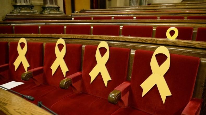 Spanische Staatsanwaltschaft: 16 bis 25 Jahre Haft für katalanische Politiker und Aktivisten