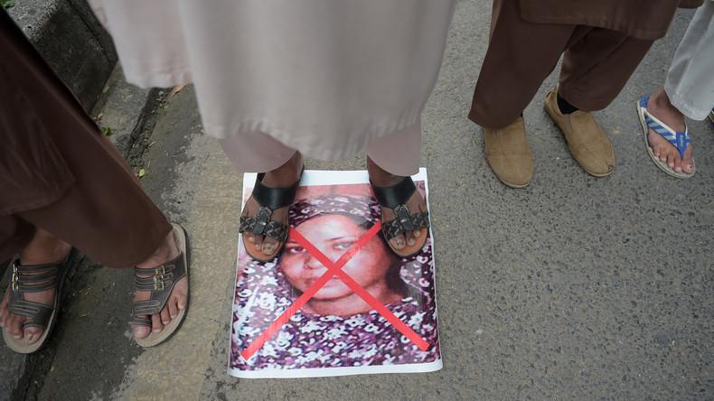 Pakistan: Mann von freigesprochener Christin bittet um Asyl