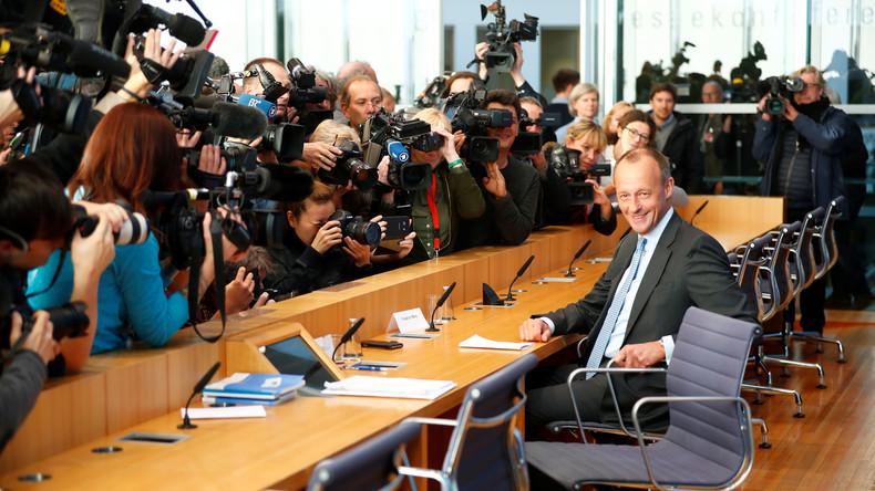 Merkel-Dämmerung, Merz-Hype, Migrations-Pakt: Ein Wochenrückblick auf den medialen Abgrund