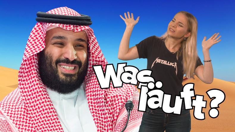 WAS LÄUFT bei Prinz bin Salman und seiner Weltherrschaft?