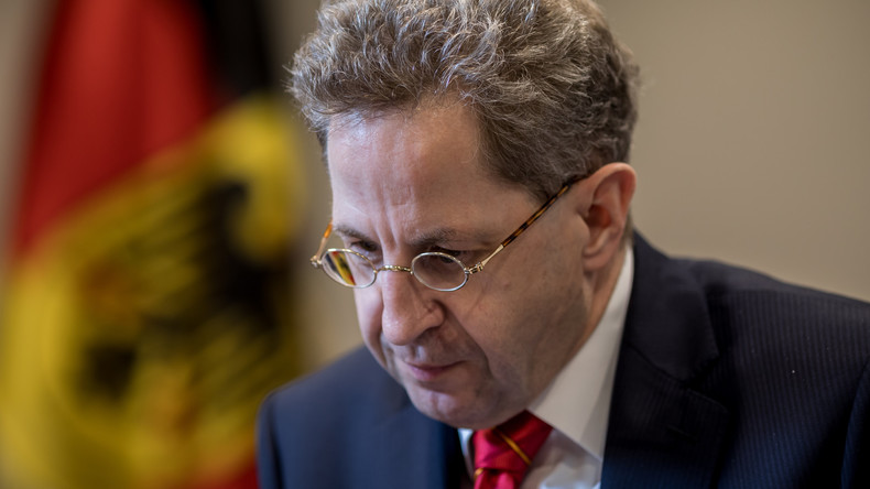 Abschiedsrede mit SPD-Kritik als Grund? - Maaßen wechselt offenbar doch nicht ins Innenministerium