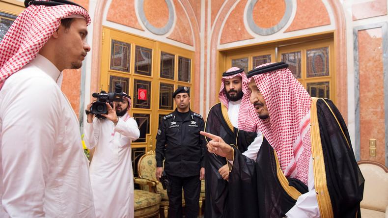 Fall Khashoggi: Söhne fordern Herausgabe des Leichnams