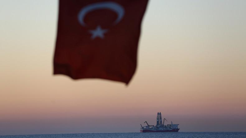 """Erdoğan: """"Seeräuber, die Erdgas vor Zypern abzapfen, werden bezahlen"""""""