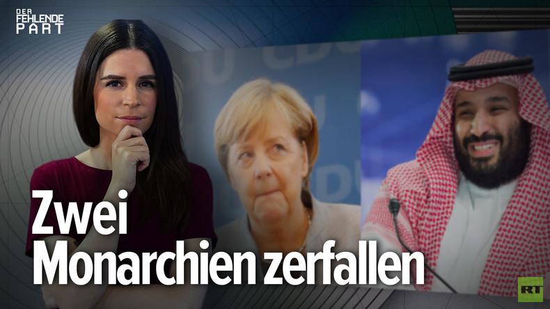 Saudi-Arabien und Deutschland: Zwei Monarchien zerfallen [DFP 06]