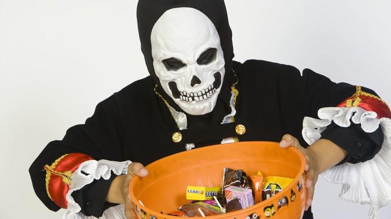 Nach Meth-Vergiftung eines 5-Jährigen an Halloween: Polizei verhaftet Vater