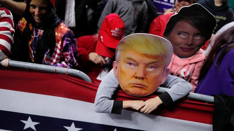 Erste Wahllokale in USA geöffnet: Trumps Schicksalswahl