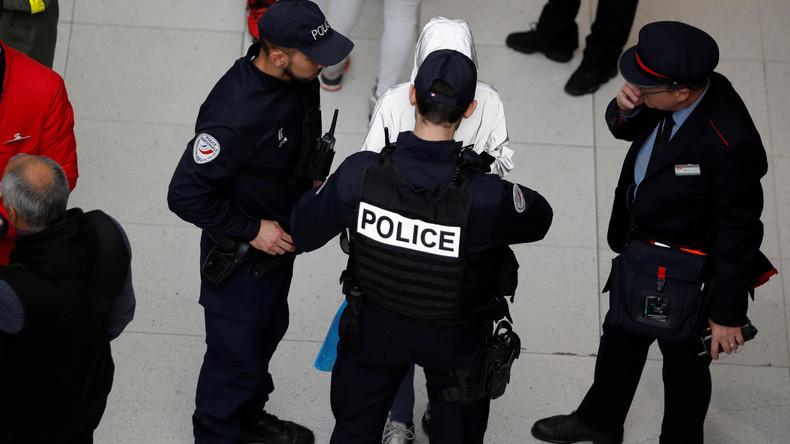 Ermittler: Gegen Macron gerichteter Anschlagsplan vereitelt