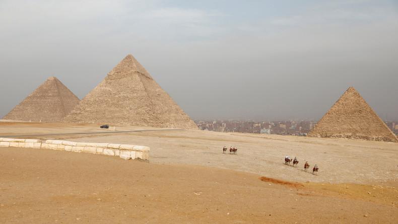 Deutsch-ägyptisches Forscherteam entdeckt alte Inschriften in Ägypten