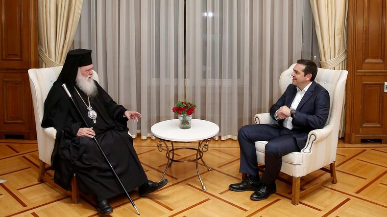 Abgrenzung zwischen Staat und Kirche: Keine Gehälter für griechische Geistliche aus Staatsetat mehr