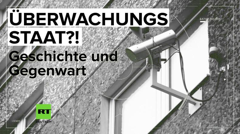 Konrad-Adenauer-Stiftung debattiert über Überwachung: Stasi, Stasi, Stasi... (Video)
