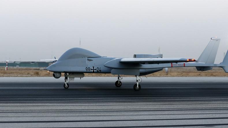 """Drohnen bei der Bundeswehr: Berichte über geplante Bewaffnung zur Bekämpfung """"weicher Ziele"""""""