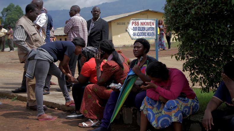 79 in Kamerun entführte Schüler wieder frei