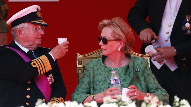 Belgiens Ex-König Albert II. muss DNA-Probe für Vaterschaftstest abgeben