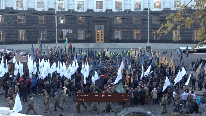 Ukraine: Nationalisten fordern Ministerium für Veteranen