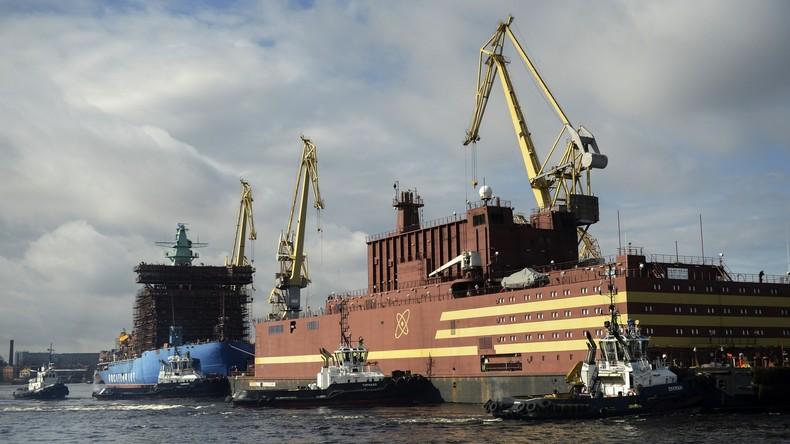 Russland: Das erste schwimmende Kernkraftwerk der Welt hat die Reaktoren gestartet