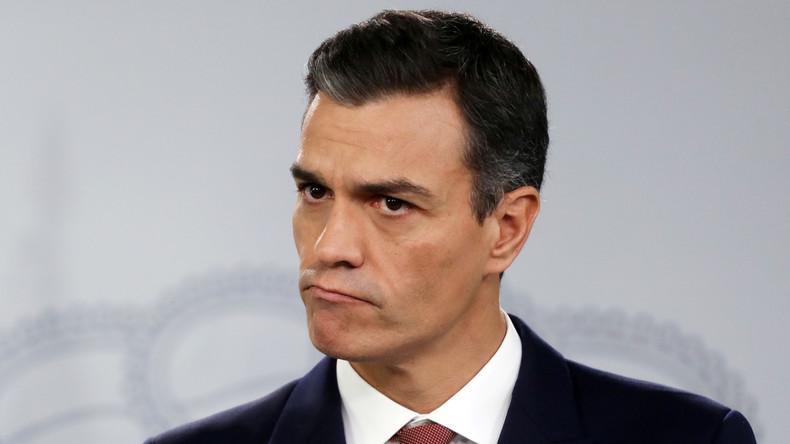 Mordanschlag auf Spaniens Ministerpräsidenten Sánchez vereitelt
