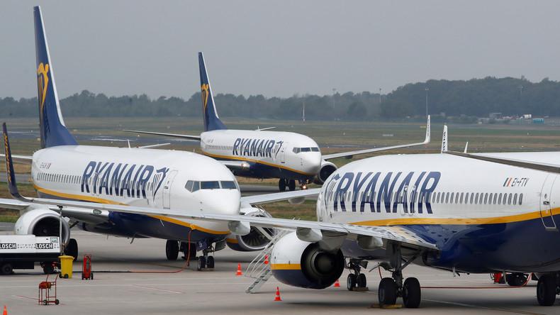 Ryanair: Einigung bei Tarifverhandlungen mit Verdi