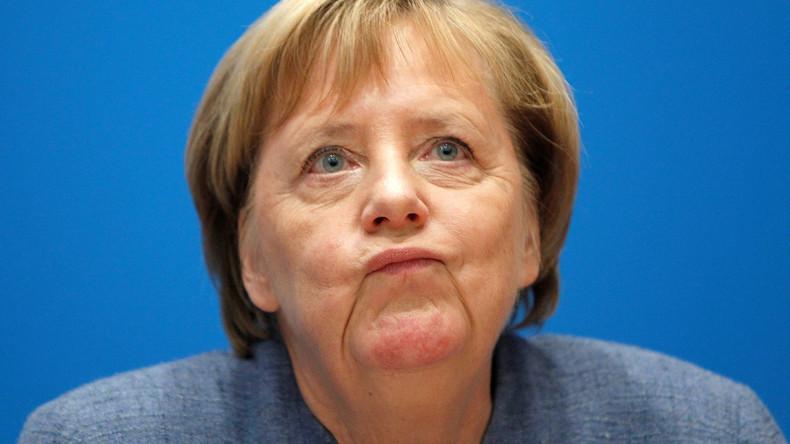 Umfrage: Mehrheit der Deutschen verlangt Merkels Rücktritt