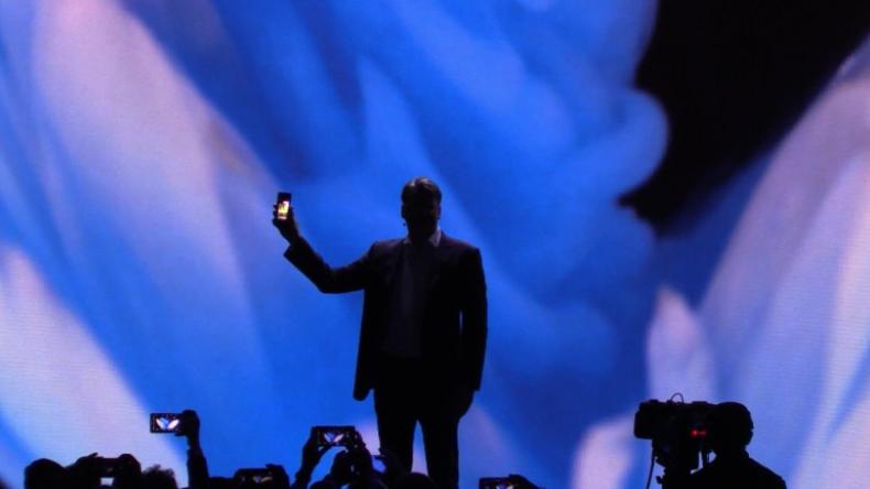 """""""Grundlage für das Smartphone von Morgen"""" - Samsung präsentiert faltbares Handy"""