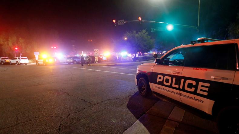Angreifer auf Bar in Kalifornien identifiziert: Es ist ein Ex-US-Marine