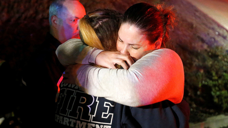 USA: Sheriff bestätigt 13 Tote bei der Schießerei in Thousand Oaks