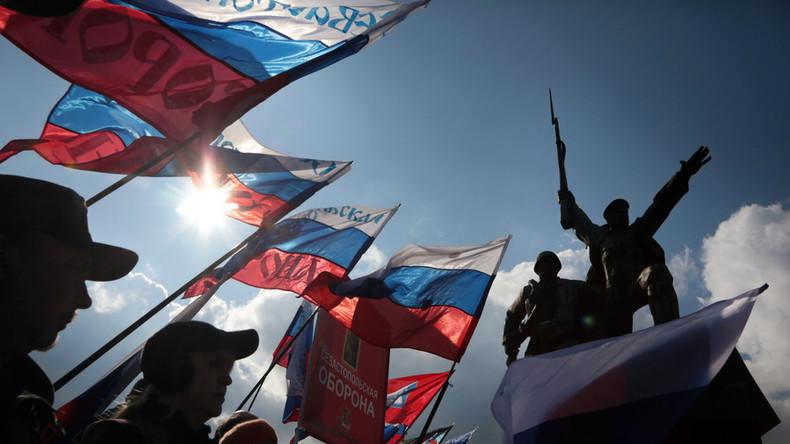 Neue US-Sanktionen gegen drei Personen und neun Organisationen wegen Krim und Donbass