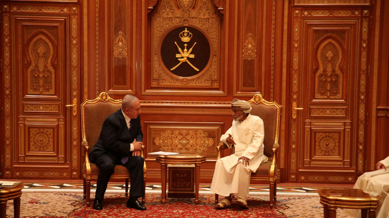 Oman zwischen den Stühlen: Israel und USA fördern Kooperationen mit Feindbild Iran