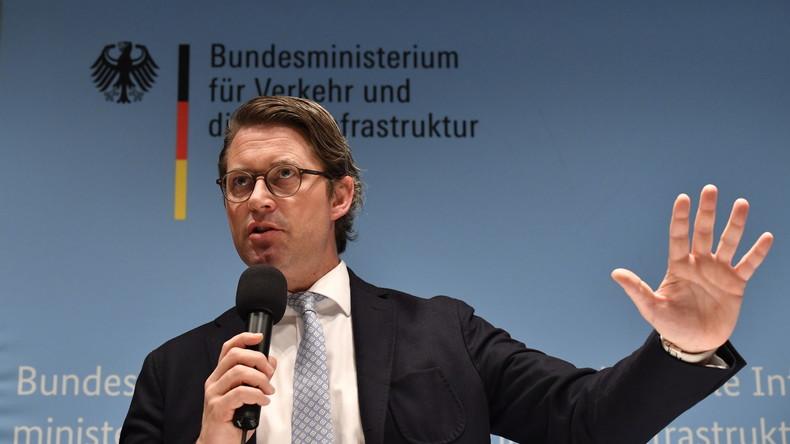 Dieselstreit: Verkehrsminister Scheuer und Autokonzerne erzielen Kompromiss