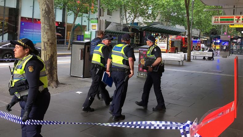 Mindestens ein Toter nach Messerangriff in Melbourne