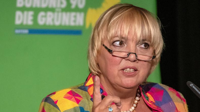 Ex-Grünen-Chefin Roth fordert: Kriterien für das Recht auf Asyl ausweiten