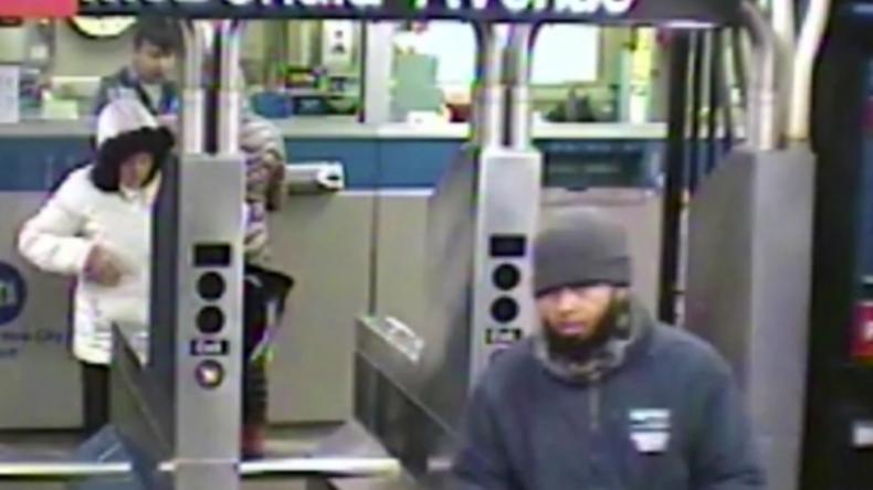 Video zeigt missglückten Selbstmordanschlag in New Yorker U-Bahn