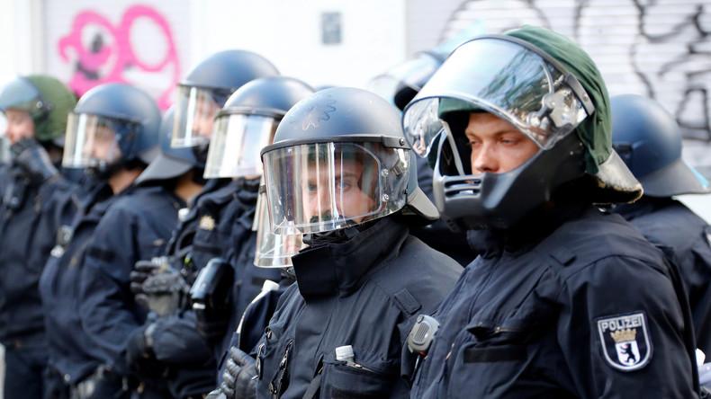 Verbot rechter Demo am 9. November in Berlin aufgehoben