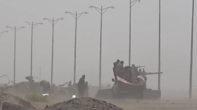 Jemen: Kampfhandlungen verschärfen sich während Saudi-Truppen vorrücken