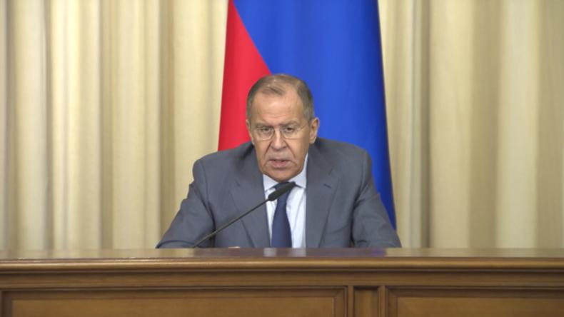 """Russland: Lawrow """"unangenehm überrascht"""" über die Spionagevorwürfe Österreichs"""