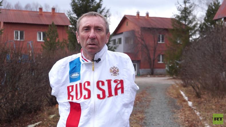 """""""Ich hatte Blutblasen an den Füßen"""": Russischer Parasportler gewinnt Europameisterschaften (Video)"""