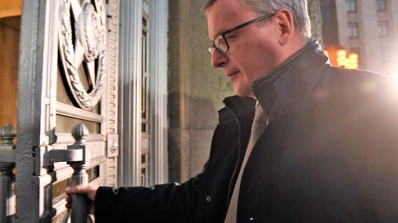 Spionageskandal: Russisches Außenamt legt beim österreichischen Botschafter Protest ein