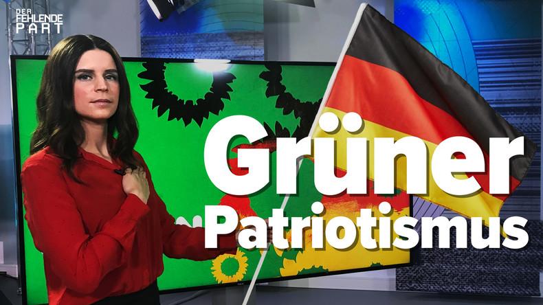 """""""Als Patriot muss man Internationalist sein!"""" – Grünes Gründungsmitglied Stolz im Interview"""