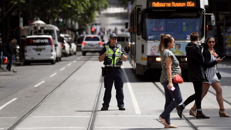 """Messer-Attentäter von Melbourne ließ sich von Terrormiliz """"Islamischer Staat"""" inspirieren"""