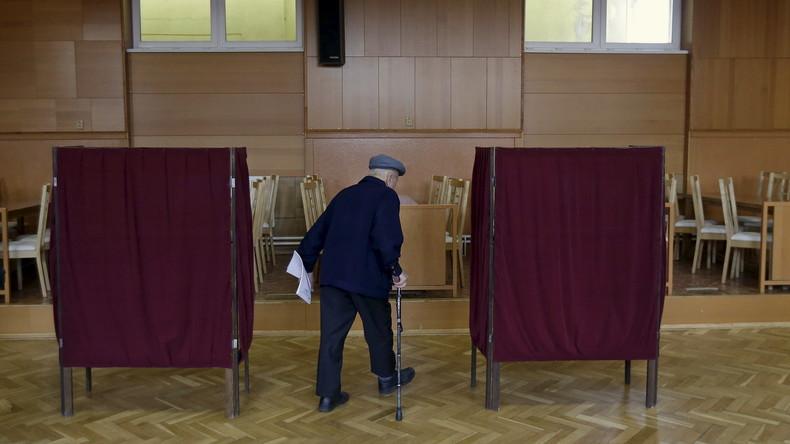 Kommunalwahlen in Slowakei