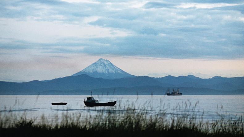 Frachtschiff sinkt vor Ostküste Russlands: Drei Vermisste