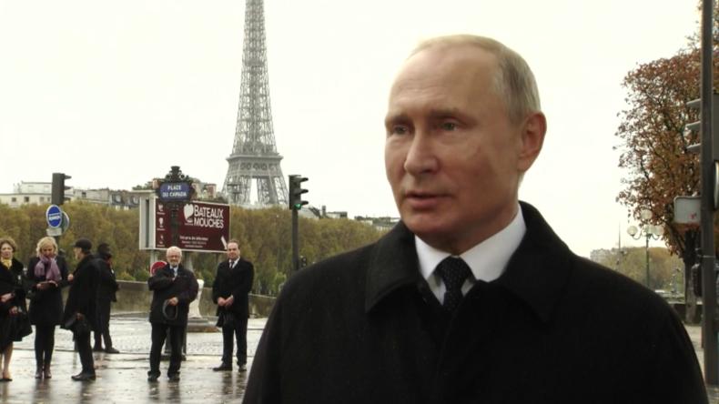 Putin: Russland bereit, den Dialog über den INF-Vertrag mit den USA wieder aufzunehmen