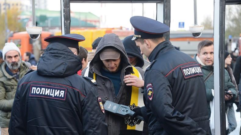 Russlands Innenminister: 300 Polizisten in diesem Jahr nach Beschwerden von Bürgern gefeuert