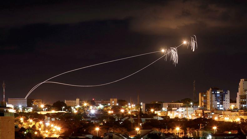 Sieben Palästinenser und israelischer Offizier in Gaza getötet
