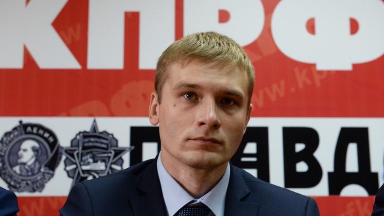 30-jähriger Kommunist wird Oberhaupt der russischen Republik Chakassien