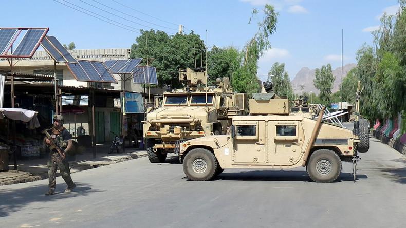 Dutzende Sicherheitskräfte in Westafghanistan von Taliban getötet