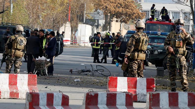 Gewaltwelle in Afghanistan: Mehr als 100 Tote bei Explosion in Kabul und mehreren Taliban-Attacken