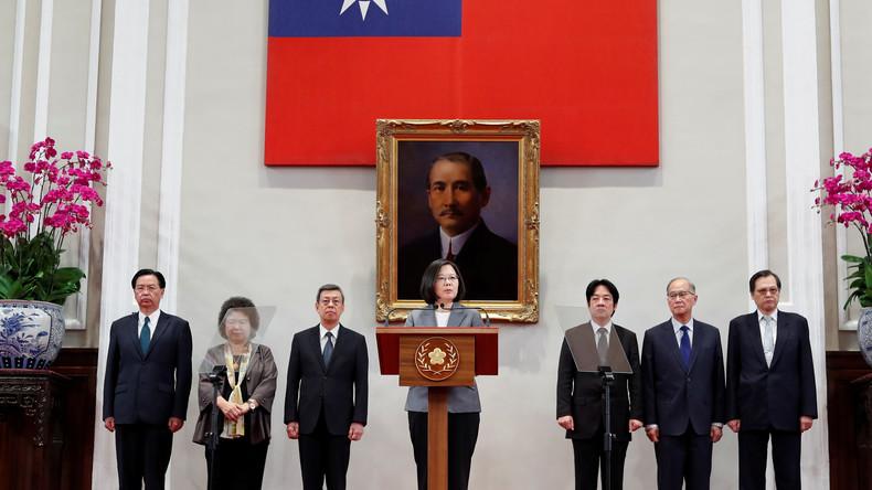 Taiwan: Präsidentin Tsai wäre bereit, sich mit chinesischem Präsidenten Xi zu treffen