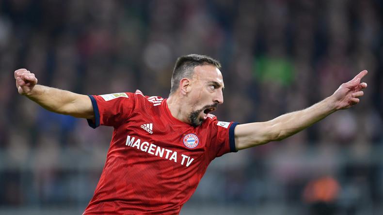 FC-Bayern-Spieler Ribéry ohrfeigt Reporter nach Niederlage: Fußballclub bestätigt Vorfall