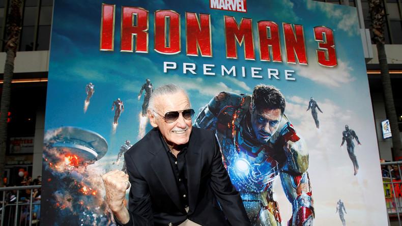 Comicautor Stan Lee mit 95 Jahren gestorben